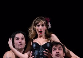 La comedia sexual 'Vooyeur' llega al Trui Teatre de Palma