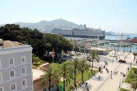 La Región espera recibir unos 230.000 cruceristas a lo largo de 2017