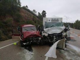 Interior presenta mañana en Andalucía un proyecto piloto para evitar accidentes en tramos peligrosos