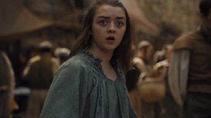 Arya (Maisie Williams) confiesa que tiene miedo del final de Juego de Tronos