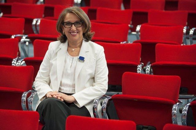 Rebeca Grynspan será investida doctora Honoris Causa por la UEx