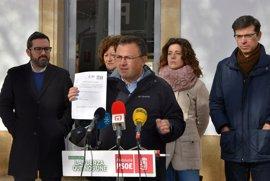 PSOE pide al Gobierno que acabe para 2020 la conexión Bobadilla-Algeciras