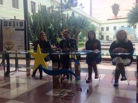 Dieciocho instituciones participan en la Feria 'Aula Empresa' del Colegio La Salle de Almería