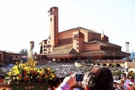 El santuario de Torreciudad recibió en 2016 unos 200.000 visitantes