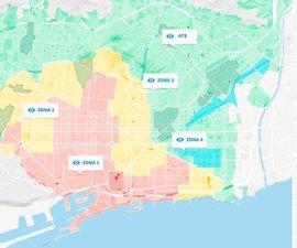 Barcelona aprueba su plan de alojamientos turísticos, con zonas en las que no podrá haber nuevos hoteles