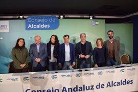 "Moreno afea a Susana Díaz que traiga a Andalucía su ""duelo al sol"" con Pedro Sánchez"