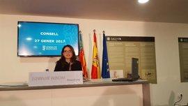 Oltra, sobre el requisito lingüístico: Cualquiera debe poder relacionarse con la Generalitat en valenciano o castellano