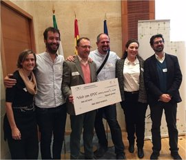 Madrid.- Una aplicación móvil de La Paz-idiPAZ que ayuda al paciente a vivir con EPOC, recibe dos galardones