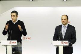 """El PSOE pasa página de la etapa de Pedro Sánchez planteando un debate """"serio"""" sobre las razones de su declive"""