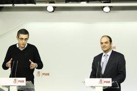 """Madina dice que la dimisión de Vidal """"no absuelve"""" a Puigdemont de dar explicaciones sobre los datos fiscales"""