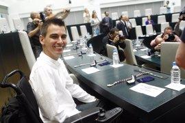Pablo Soto estrenará el voto a distancia en los plenos de la próxima semana tras su reciente paternidad