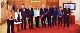 """Martín cree  """"una gran noticia"""" para Extremadura que el presidente de la Calre sea andaluz"""