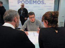 """Errejón responde a Iglesias que es posible un debate democrático """"sin hacer caricaturas"""" ni """"falsas insinuaciones"""""""