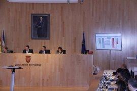 La Diputación de Málaga debatirá ceder terrenos del Civil para infraestructuras sanitarias