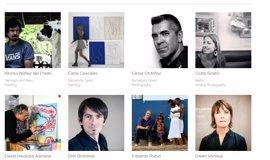 Nace una galería online de arte emergente con enfoque minimalista