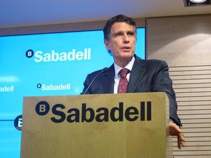 Banco Sabadell crece en concesión de crédito y venta de inmuebles