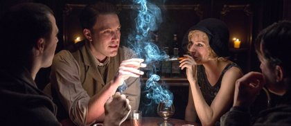 """Sienna Miller (Vivir de noche): """"Ben Affleck y Clint Eastwood son muy similares en la forma de dirigir"""""""