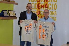 Las camisetas de las Trobades de Escola Valenciana las elaborará Oxfam Intermón para contribuir al comercio justo