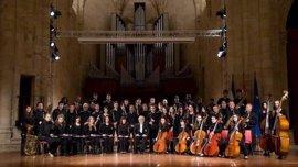 La banda de la Diputación de Cáceres ofrece este domingo un concierto solidario a beneficio de Cruz roja