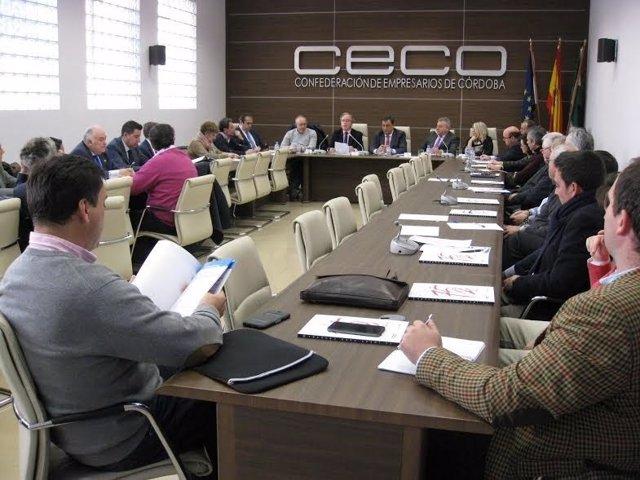 Junta directiva de CECO