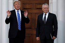 Trump admite diferencias con Mattis sobre la tortura y asegura que seguirá su consejo