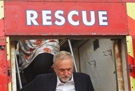 Corbyn se enfrenta a una crisis interna en su partido por apoyar el 'Brexit'