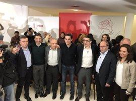 """La dirección del PSOE-M se vuelca con Patxi López y deja atrás el 'no es no' de Sánchez: """"Ahora es el 'sí es sí'"""""""