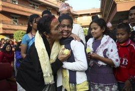 Una mujer nepalí premiada con el Padma Shri por su lucha contra la trata de personas y la explotación sexual