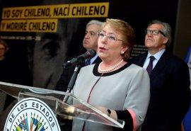 Más de 500 brigadistas internacionales reforzarán la lucha contra los incendios en Chile