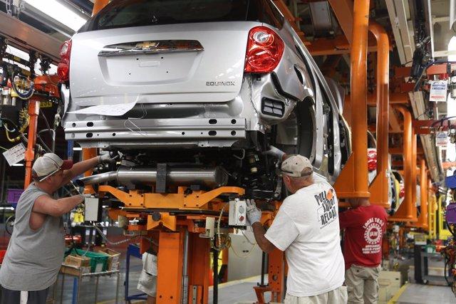 Planta de General Motors en Spring Hill (EEUU)