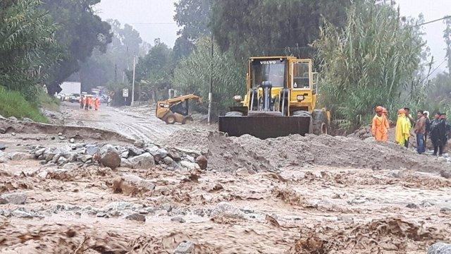 Lluvias Perú