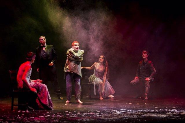 Nota De Prensa Lindsay Kemp En El Festival De Teatro