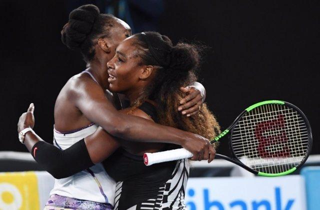Serena Venus Williams Abierto Australia