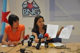 """BNG dice que el Alvia """"no tenía que estar en marcha"""" y pide la comparecencia de la Agencia Ferroviaria Europea"""