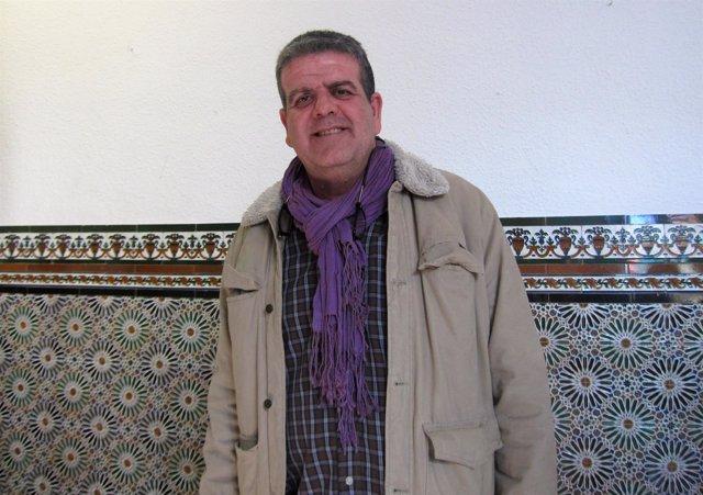 El Secretario De Organización De Podemos Andalucía, Nacho Molina,