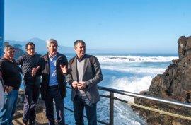 El Gobierno de Canarias destinará 300.000 euros al dique de El Pris
