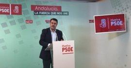 """PSOE urge al PP a pedir """"perdón"""" tras la absolución del alcalde de Bollullos (Huelva) en el caso del recinto ferial"""