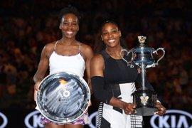 """Serena Williams: """"Venus es mi inspiración, sin ella no hubiese conseguido 23 'Grand Slam'"""""""