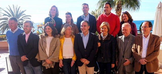 """Np, Foto Y Audios Pp Málaga. Bendodo Critica Que A La Junta De Andalucía """"No Le"""