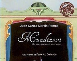 Un libro de Kalandraka, 'Mundinovi', entre los 20 mejores del ámbito hispanoamericano para la Fundación Cuatrogatos
