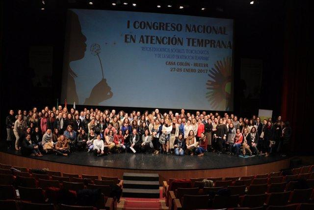Congreso de Atención Temprana en Huelva