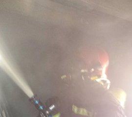 Cuatro incendios en 36 horas