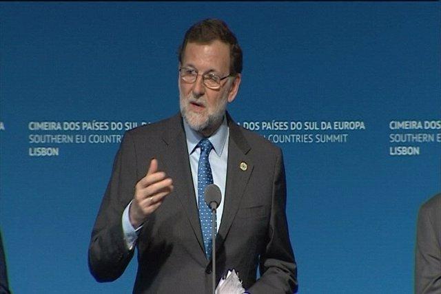 Rajoy explica los retos de la UE para los próximos años