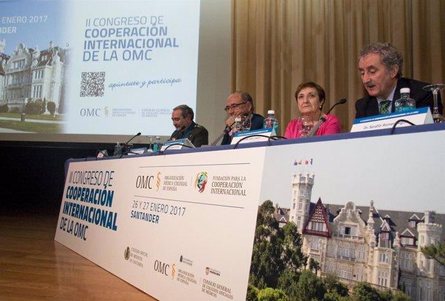 Clausura del congreso de cooperación internacional de la OMC