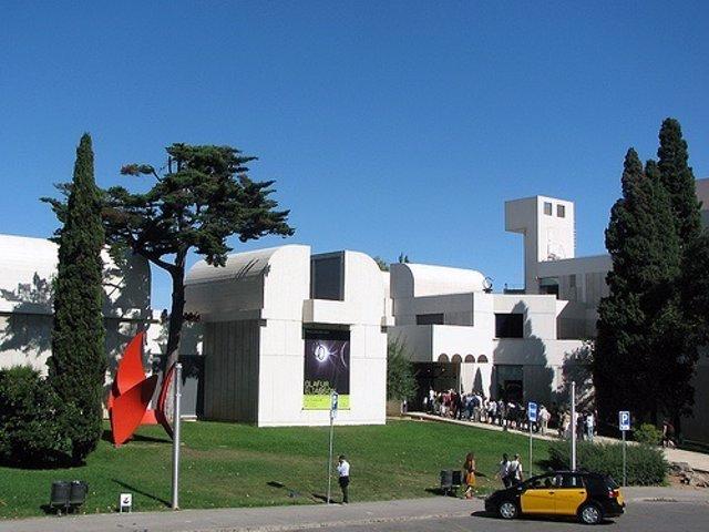 Museo de la Fundación Joan Miró