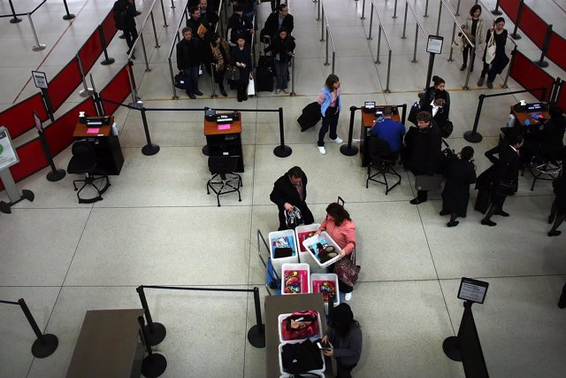 Aeropuerto JFK Nueva York