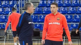 Rómulo Alves, lesionado con Rusia, vuelve a Barcelona