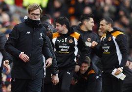 El Liverpool pierde de nuevo en Anfield y Chelsea, City, Tottenham y Arsenal avanzan en FA Cup