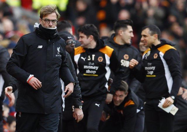 El Liverpool pierde de nuevo en Anfield