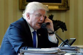 """La llamada entre Trump y Putin es """"el comienzo de la mejora de las relaciones"""", según la Casa Blanca"""